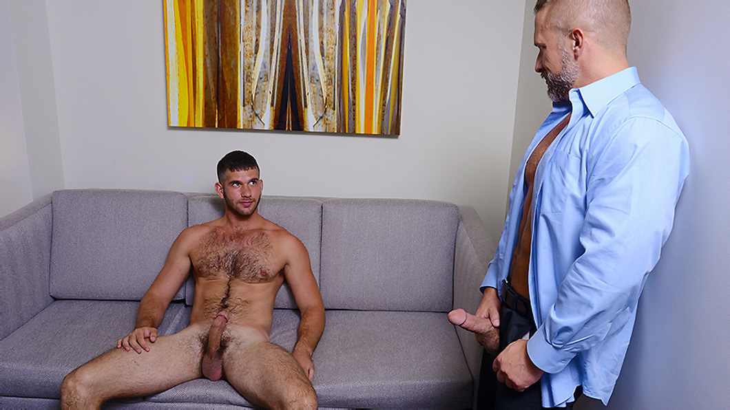 Dirk Caber fucks Jimmy Fanz